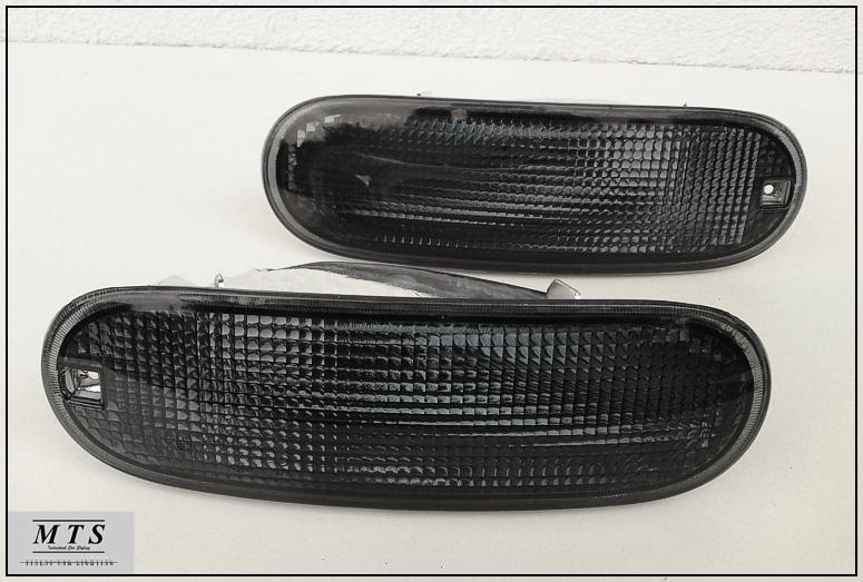 schwarze blinker vw  beetlecabrio  dark flint ebay