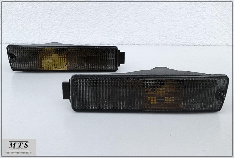 schwarze blinker vw golf jetta 2 rallye gl gt gti 16v g60. Black Bedroom Furniture Sets. Home Design Ideas